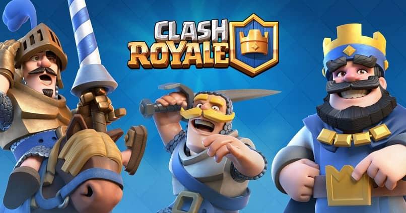 personajes clash royale