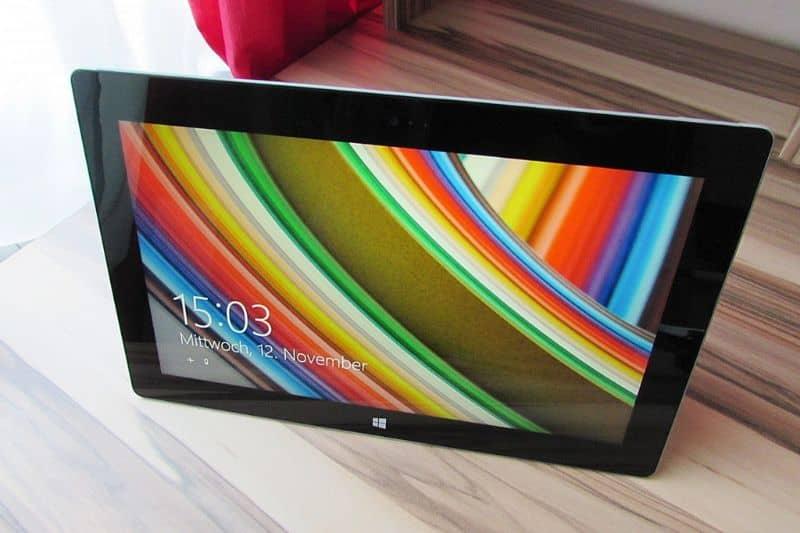 Tableta de Windows