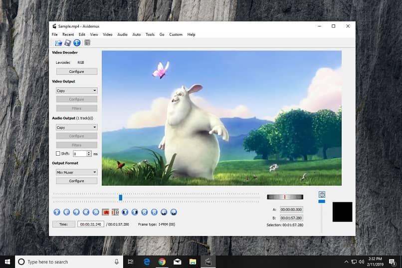herramientas de edición de video