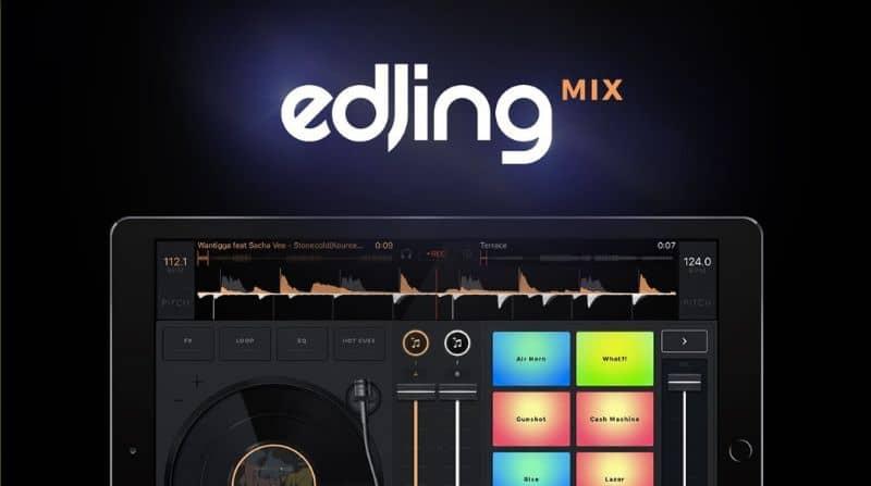 Logotipo de Edjing