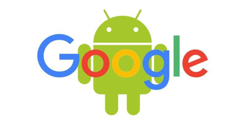 logotipo de google android