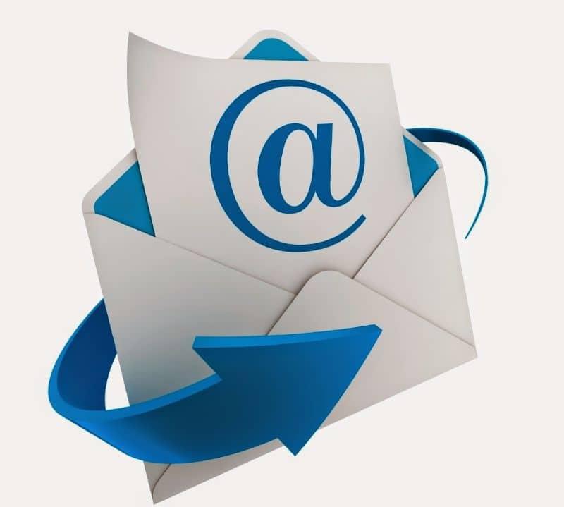Fondo de logo de flecha blanca giratoria logo