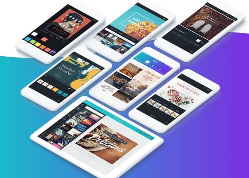 procesadores de imágenes en tabletas y teléfonos móviles