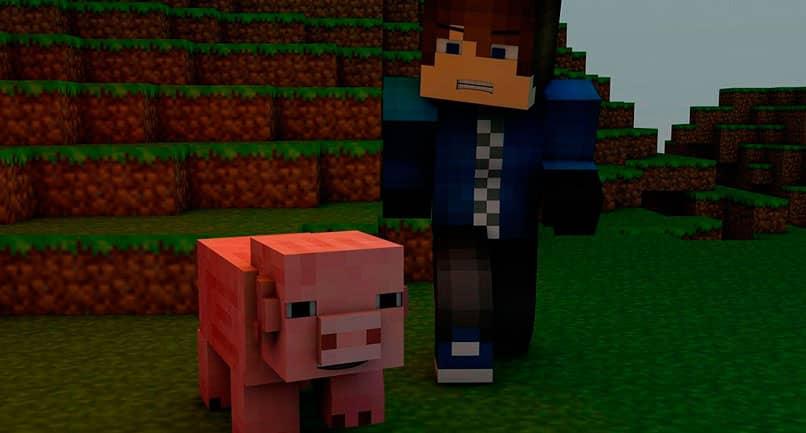 Criaturas en Minecraft
