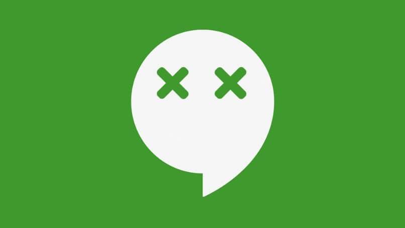 anular el registro de Hangouts