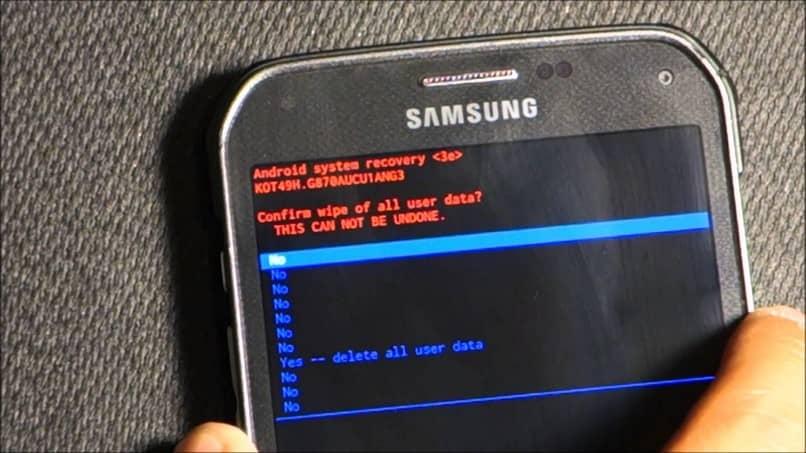 recuperación de raíz de Samsung