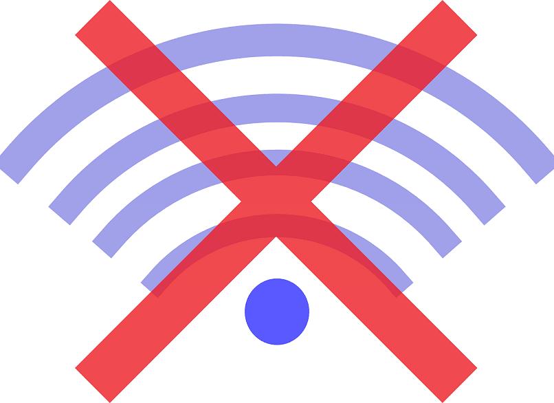 no hay conexión wifi
