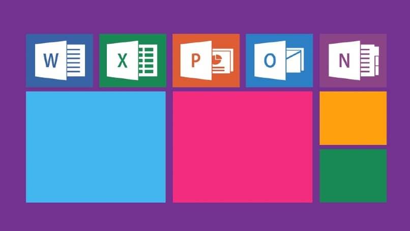Paquete de Microsoft Office