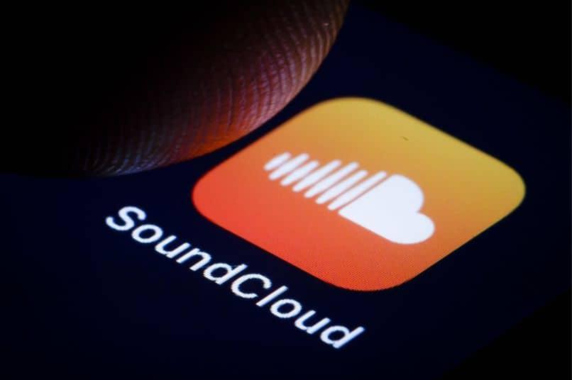 aplicación para dedos móviles icloud sound