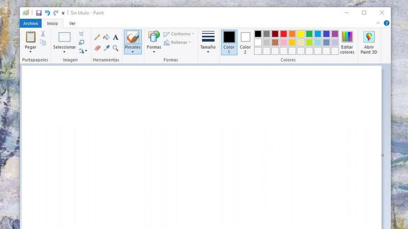 exploración de la interfaz de color