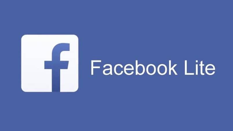 Aplicación Facebook Lite