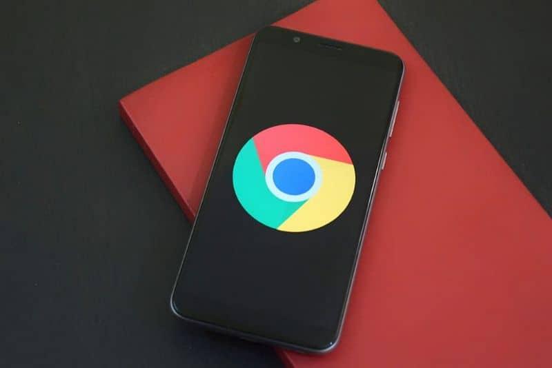 Chrome en el teléfono