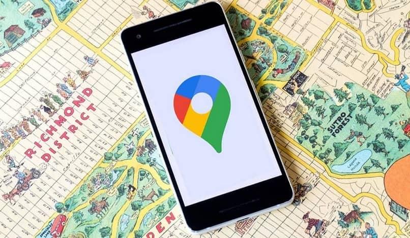 Archivo KMZ a través de Google Maps