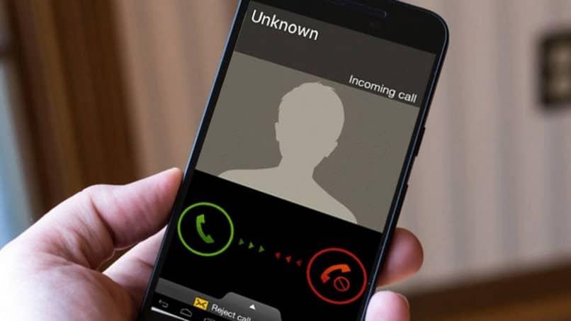 procesamiento de llamadas móviles