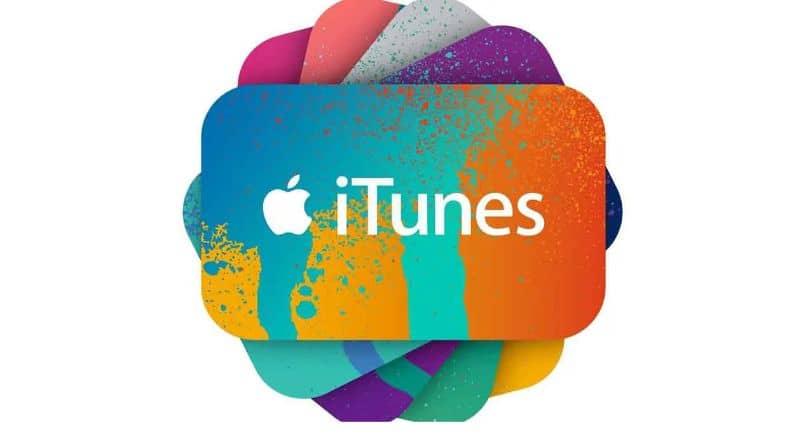 Paleta de colores de iTunes