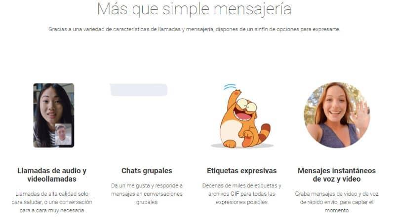 aplicación viber chat mensaje llamadas