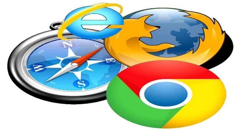 plataformas de navegación web