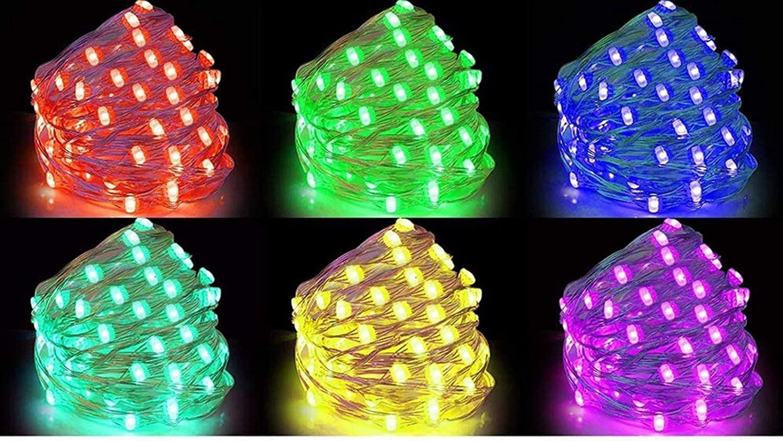 ¿Cuáles son las mejores luces inteligentes navideñas?
