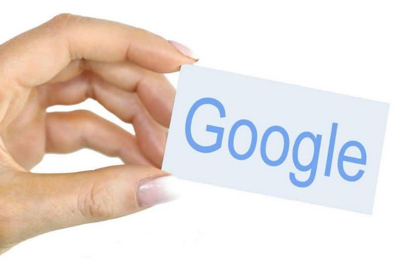 Nombre de Google