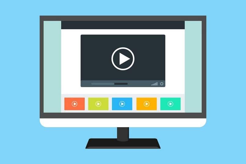 opciones de video en línea