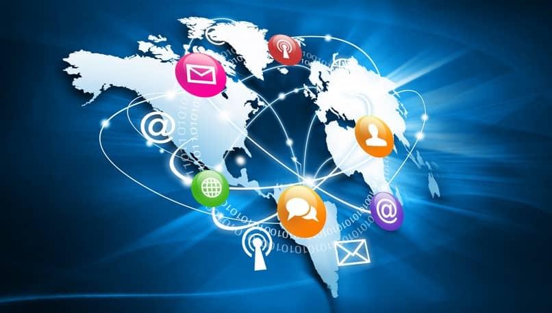 redes globales de internet