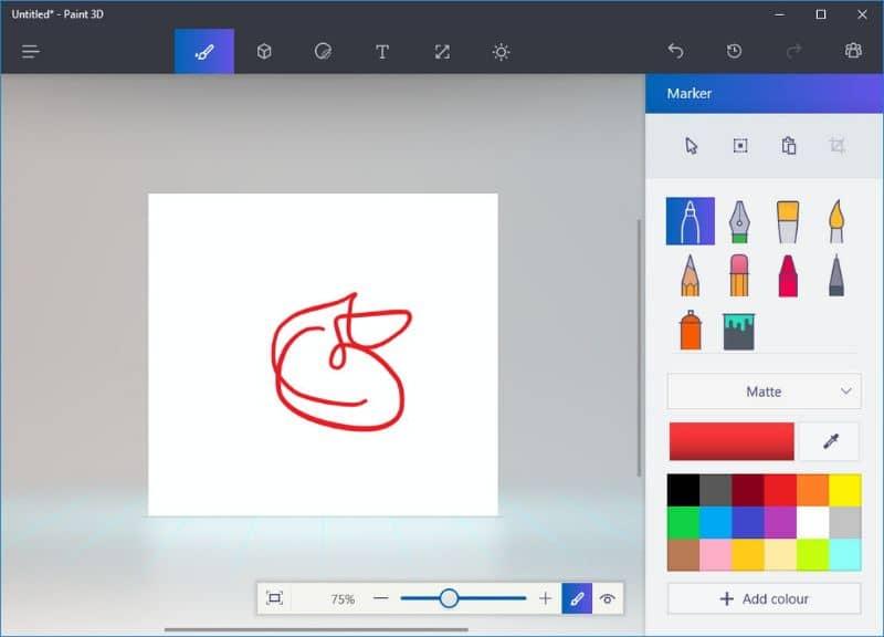 Actualice a la última versión de Paint Windows