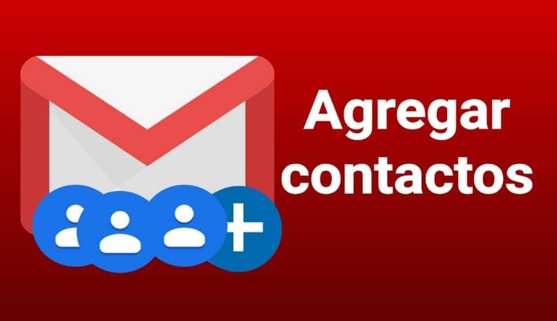 nuevo contacto de gmail