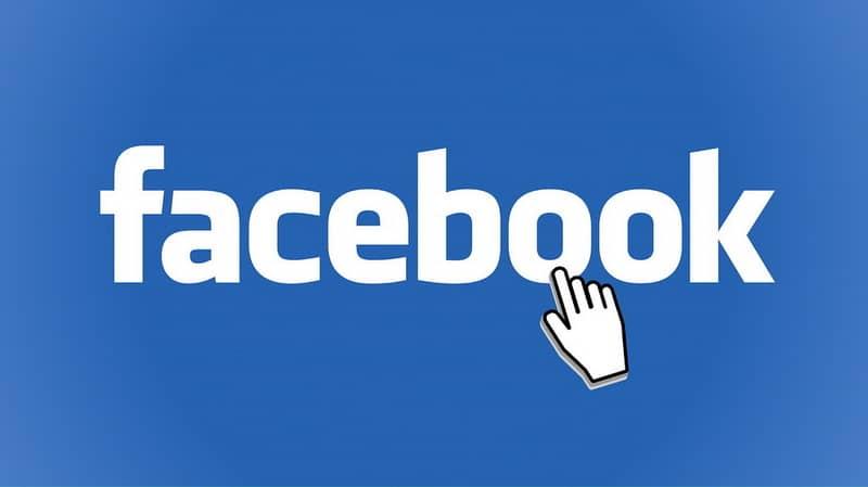 Logotipo antiguo de Facebook