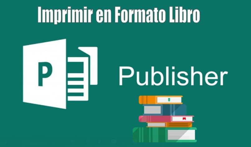libros microsoft editor logo fondo verde