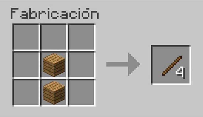 herramientas de construcción de minecraft