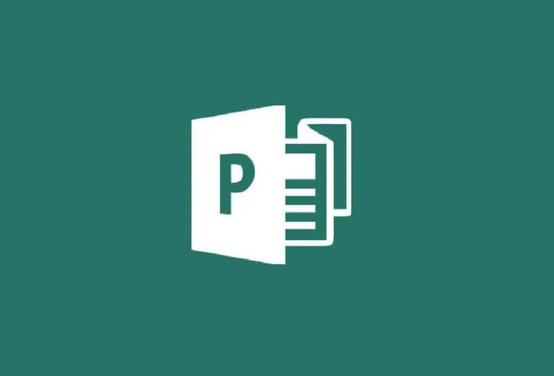 editor logo fondo verde