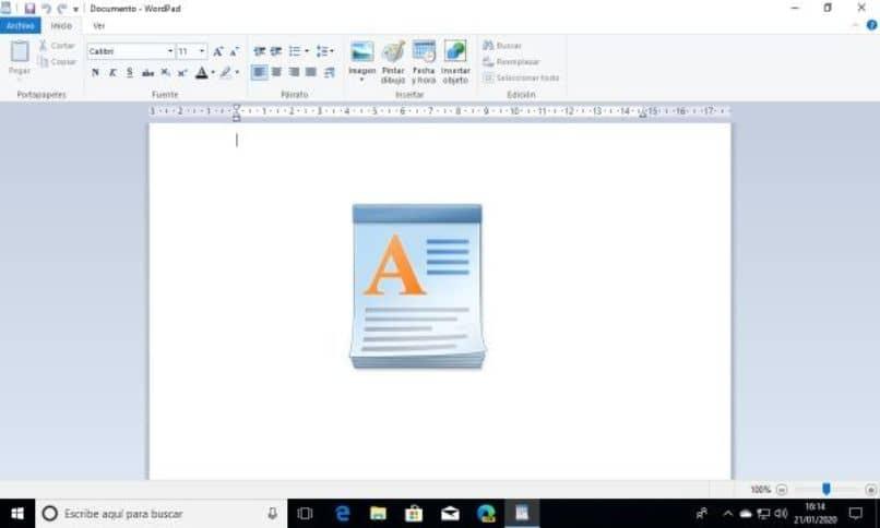 icono de teclado
