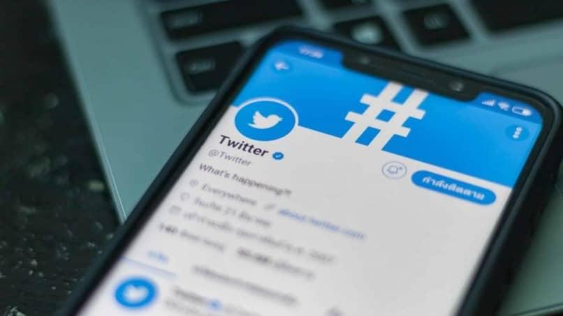 plataforma cuenta de twitter