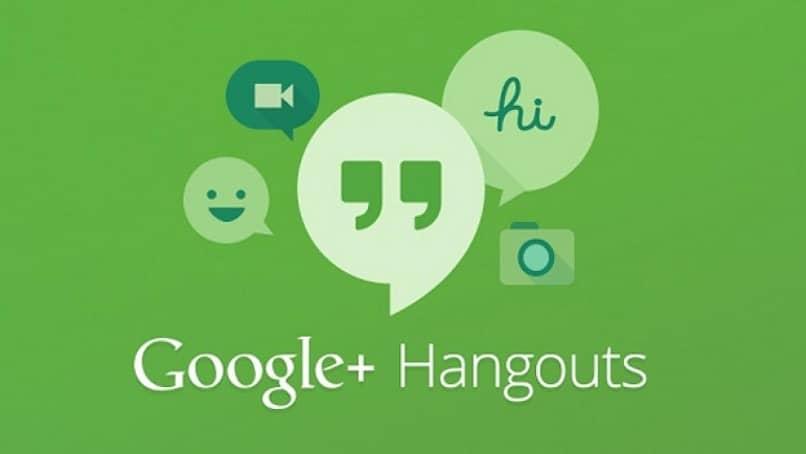 crear un grupo en Google Hangouts