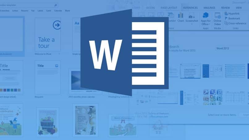 Funciones de documentos de Word