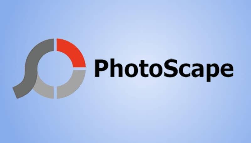 Icono de PhotoScape