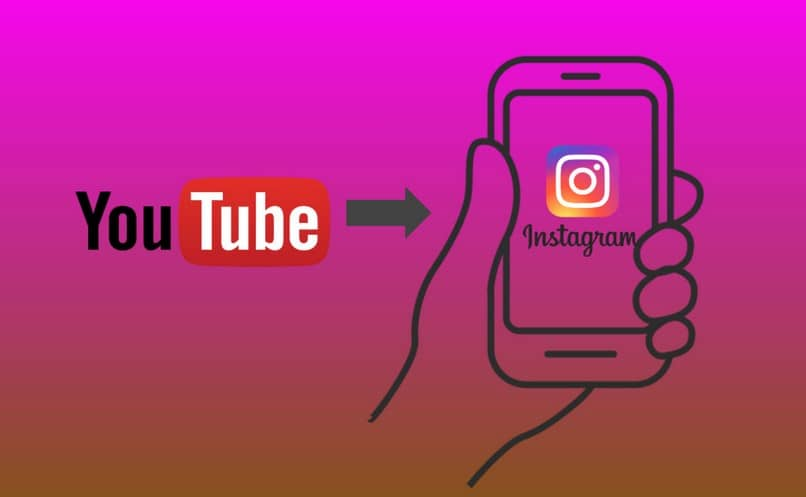 conectar instagram youtube