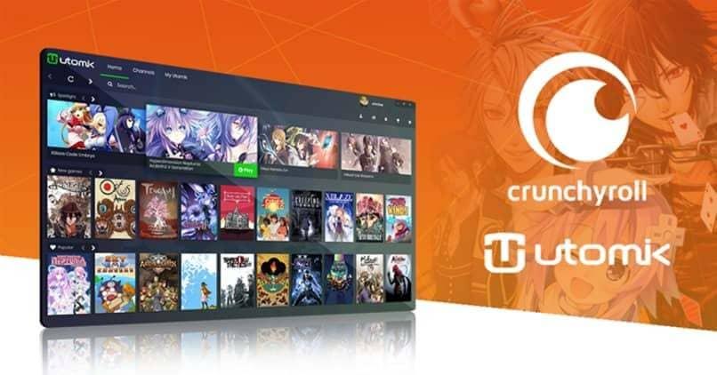 sitio de crunchyroll