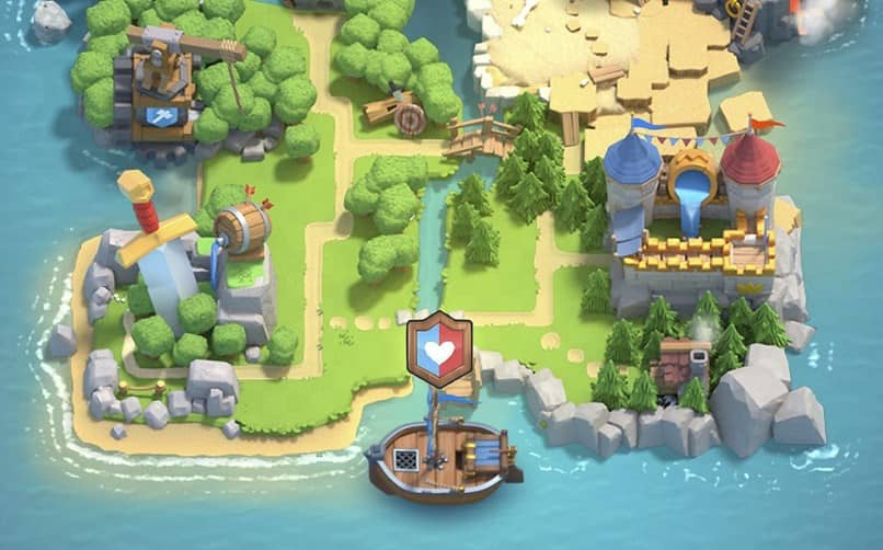 isala water clash royale