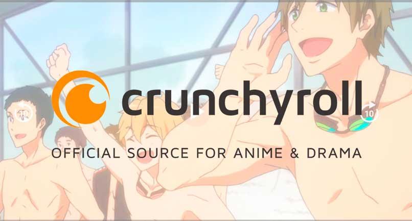 ver y descargar contenido de Crunchyroll