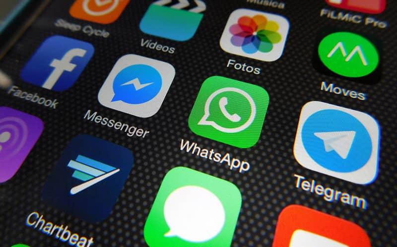 aplicaciones móviles whatsapp