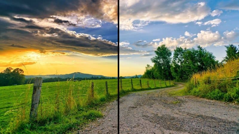 HDR en fotos con Windows