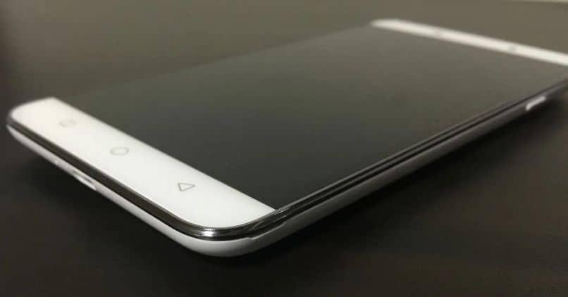 Protector de pantalla de Android