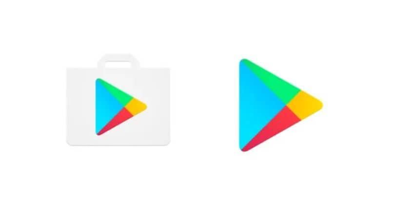 aplicación de tienda de logotipo