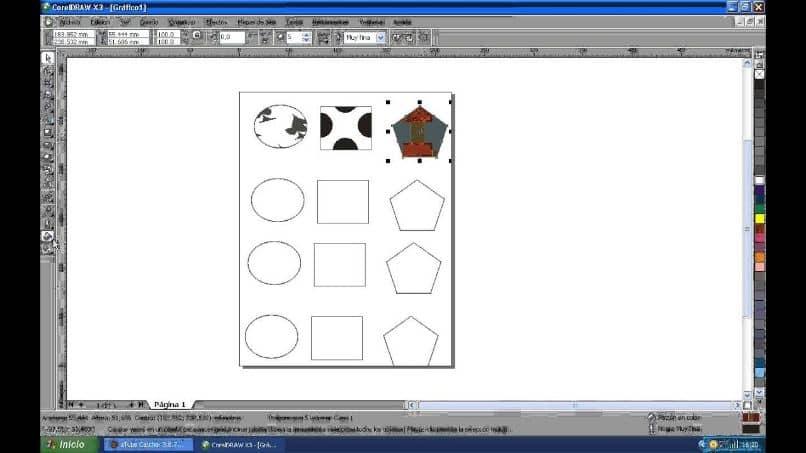 formas geométricas interactivas