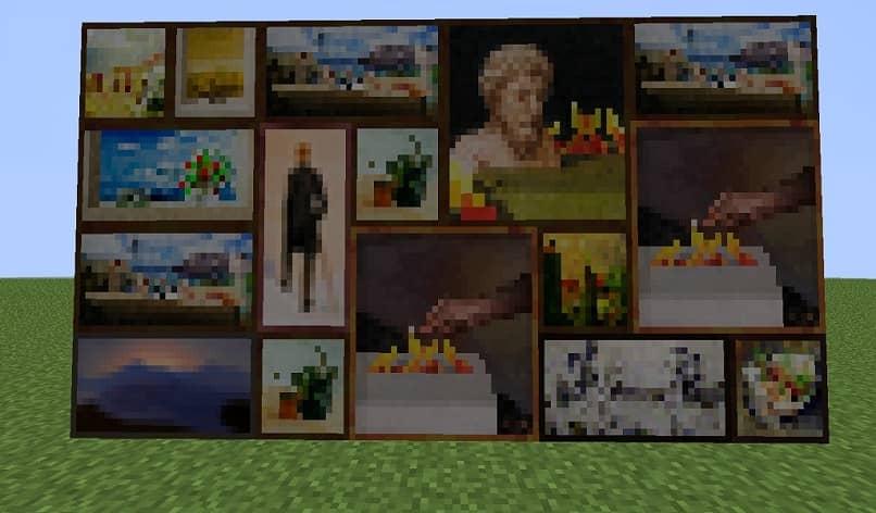 imagenes en minecraft