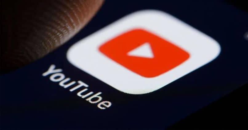 icono de la aplicación de teléfono de youtube