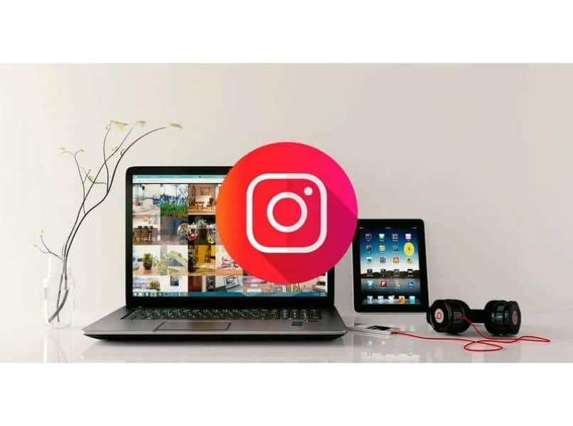 aplicación para laptop instagram