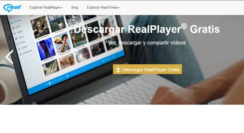 Sitio web de jugadores reales