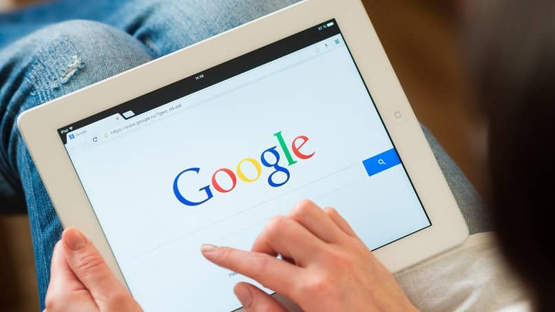 búsqueda de google chrome